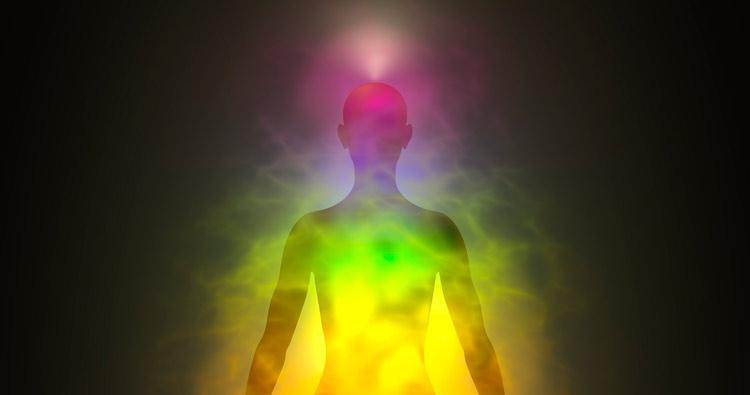 aura de una persona y sus colores