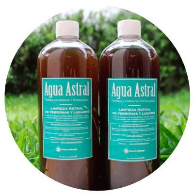 Agua Astral 2 litros
